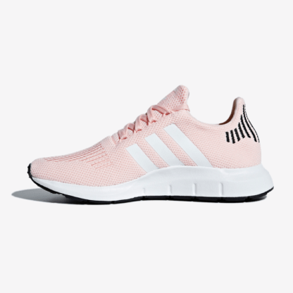 42507a82e adidas Swift Run Shoes - Icey Pink - adidas Sneakers - SportStylist