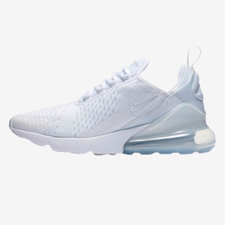 Nike Air Max 270 Triple White Shoes