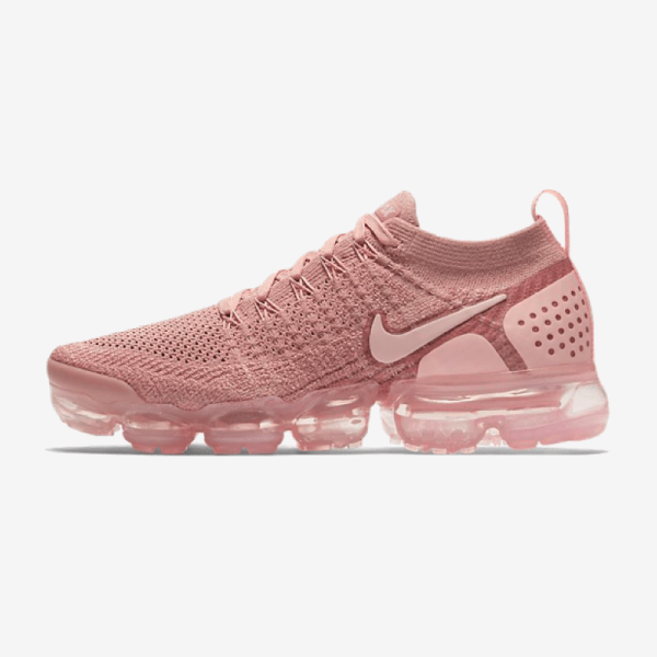 Nike Air VaporMax Flyknit 2 Rust Pink Shoes