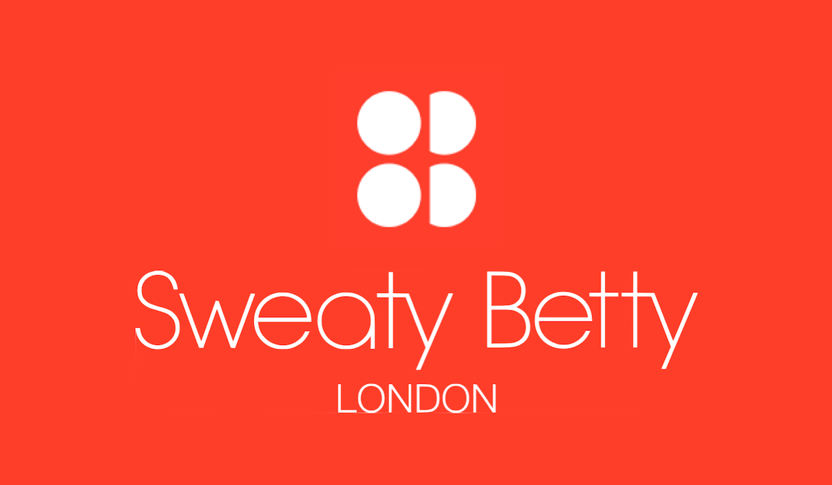 Sweaty Betty Logo Banner - Extra 20% Off Sweaty Betty Discount Code