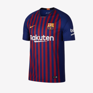2018:19 FC Barcelona Home Football Shirt
