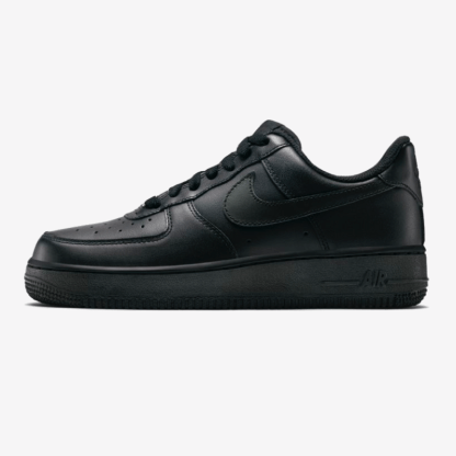 Nike Air Force 1 '07 - Black Shoes - 2019