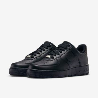 Nike Air Force 1 '07 - Black - pair shoes