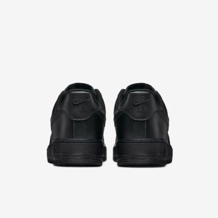 Nike Air Force 1 '07 - Black - shoes heels