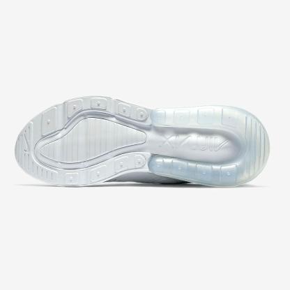 Nike Air Max 270 Triple White Shoes Sole