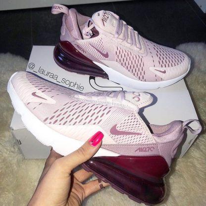 bota Accidental ángel  Nike Air Max 270 - Barely Rose - Nike Sneakers - SportStylist