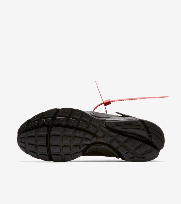 Nike Air Presto x Off-White - The Ten