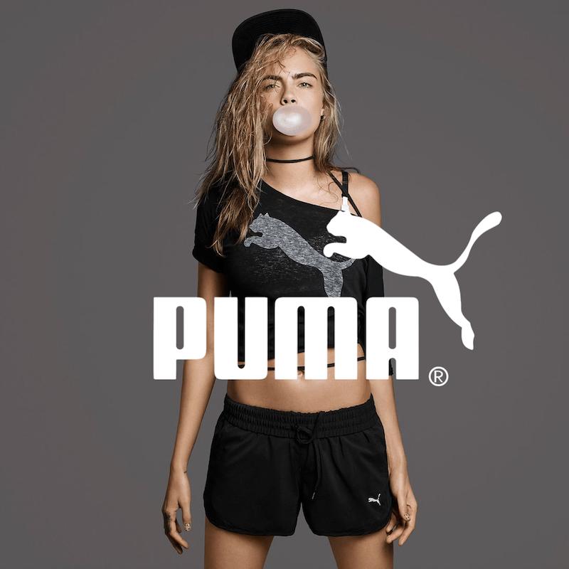 Puma Brand Logo Image
