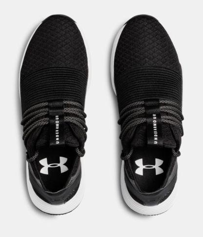 Under Armour Breathe Lace Training Shoes - Black 4