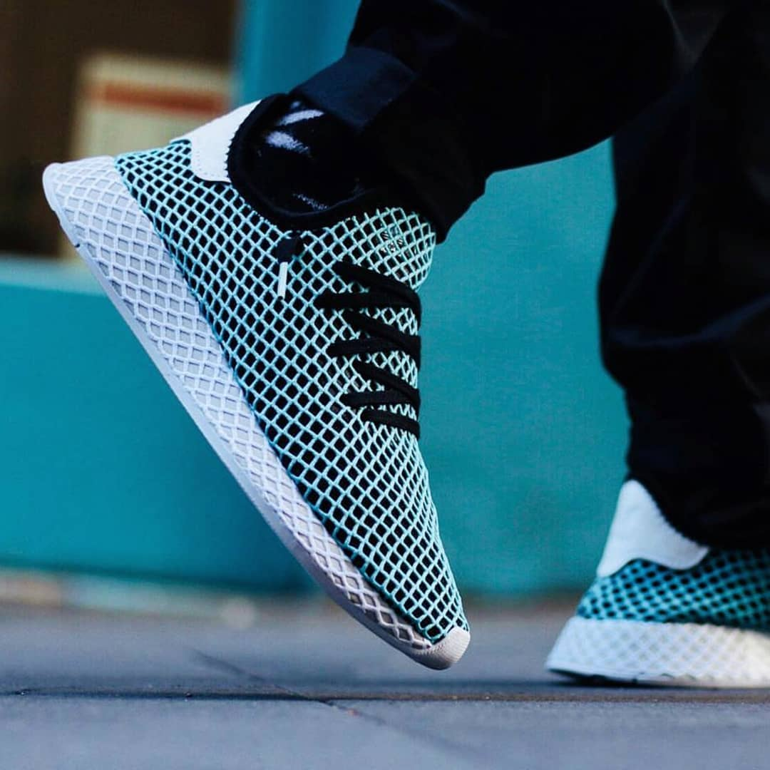 adidas Deerupt Runner Parley Shoes CQ2908 SportStylist