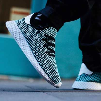 adidas Deerupt Runner Parley Shoes - CQ2908 10