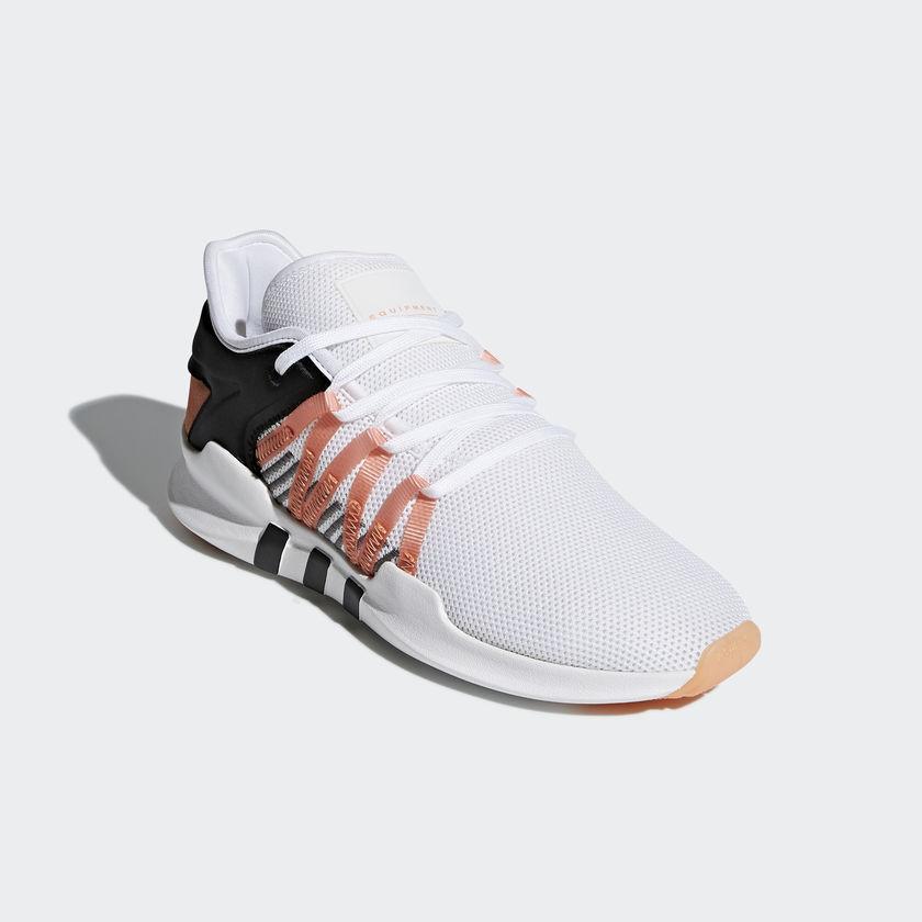 adidas Originals EQT Racing ADV - White, Pink, Black - SportStylist