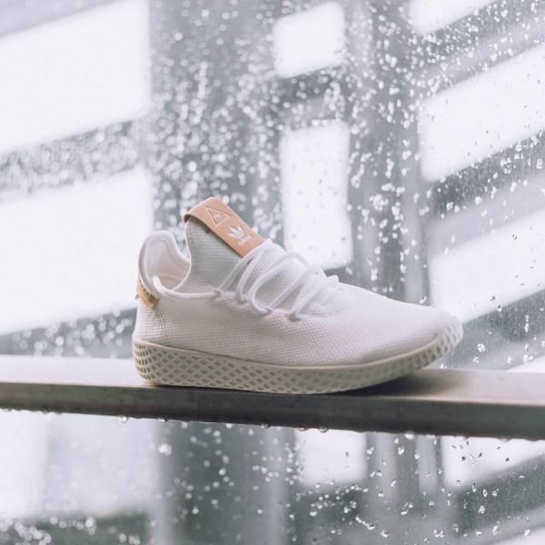 adidas Originals Pharrell Williams Tennis Hu - Pink