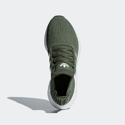 adidas Originals Swift Run - Green - AQ0866 3