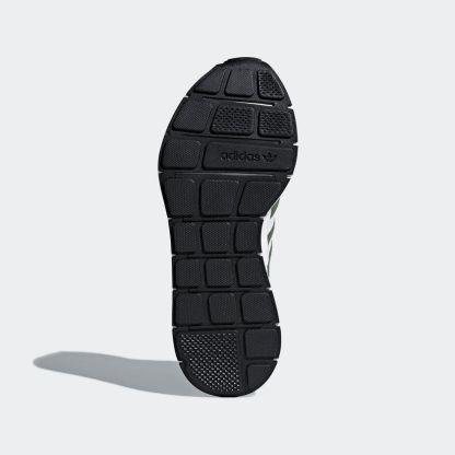 adidas Originals Swift Run - Green - AQ0866 4