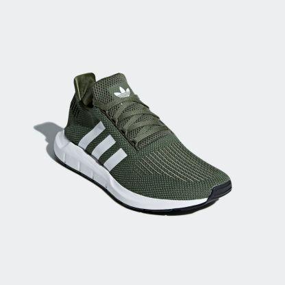 adidas Originals Swift Run - Green - AQ0866 5