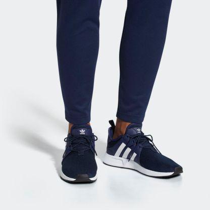 promo code 702e3 9512f adidas Originals X PLR Shoes - Navy 3