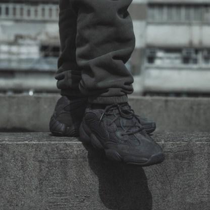adidas YEEZY 500 Utility Black 6