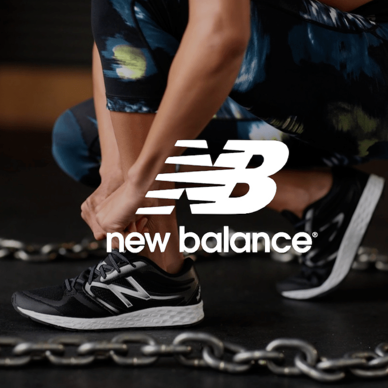 New Balance Brand Logo Image