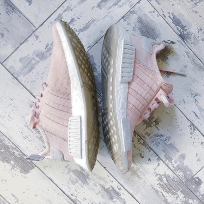 adidas Originals NMD_R1 Shoes - Pink 7