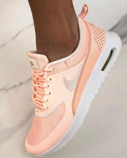 Nike Air Max Thea - Crimson Pink - Shoes - 2019 - stylish sneakers