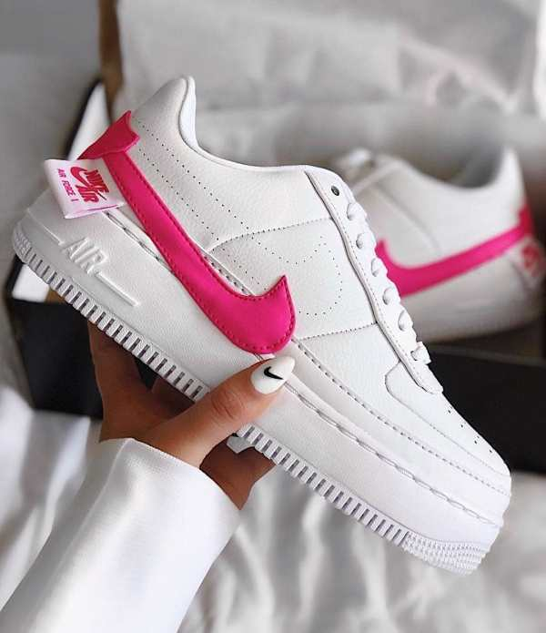 Nike Air Force 1 Jester XX Shoe – Pink White - cool shoes 2019
