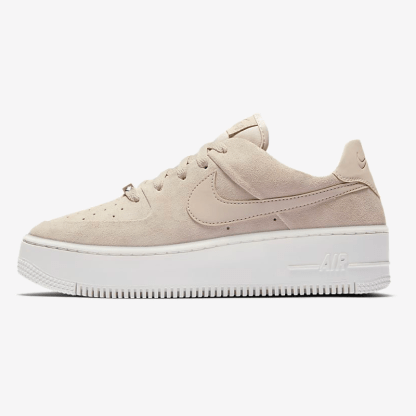 low priced a97eb 1f417 Nike Air Force 1 Sage Low - Beige - Shoes 2019