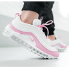 Nike Air Max 97 Essential Shoes - white pink - cool sneakers