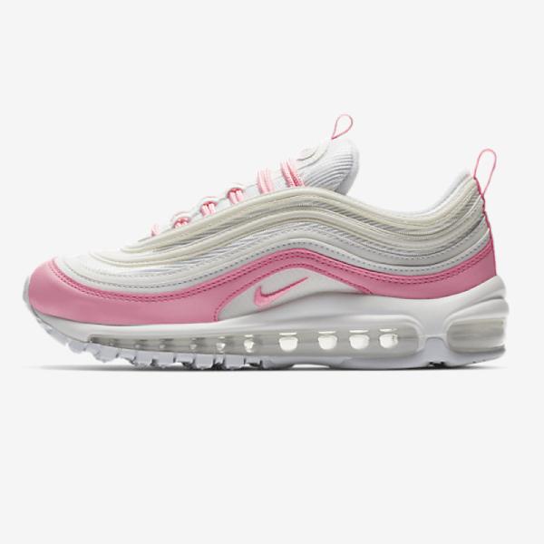 Nike Air Max 97 Essential Shoes - white pink