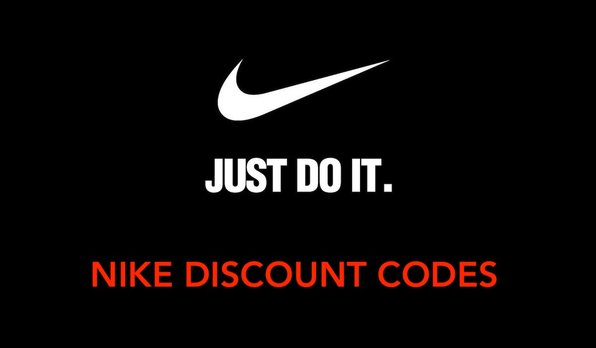 Nike Discount Codes - 2020 - Nike.com Coupon Banner