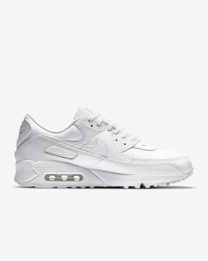 Nike Air Max 90 LTR Shoes - White side