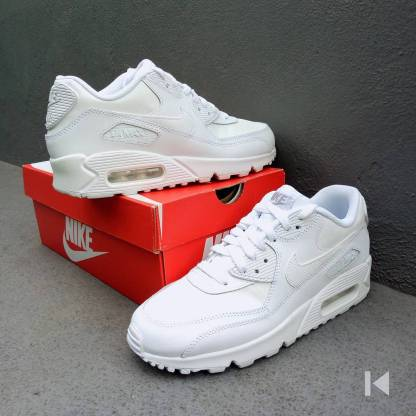 Nike Air Max 90 LTR Shoes - White - sneakers