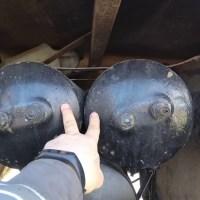 Устройство тормозных систем (разделение на контуры) автомобилей КамАЗ 5320 (4310)