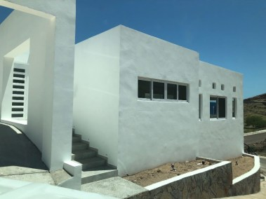Vista lado casa