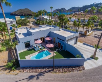 13 San Carlos Sonora Beachfront Community house for sale