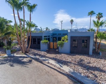 3 San Carlos Sonora Beachfront Community house for sale