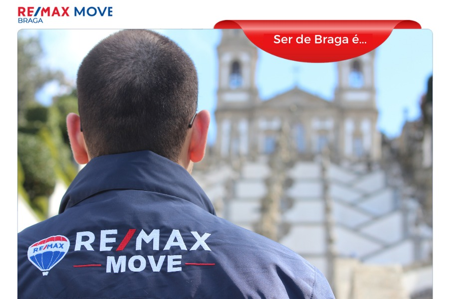 Ser de Braga é… subir os escadórios do Bom Jesus