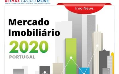 2020: o terceiro melhor ano de sempre no setor imobiliário!