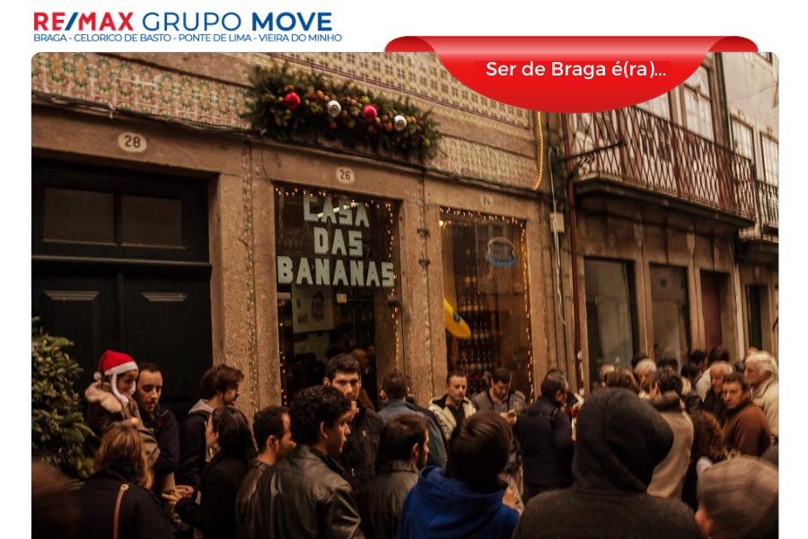 Ser de Braga É(ra)… Ir ao Bananeiro