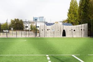 Parque da Rodovia - Campos de Futebol