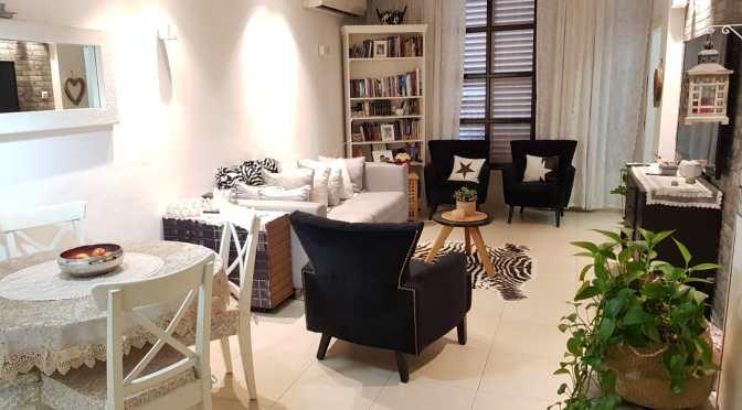 דירת 3.5 חדרים עם מעלית, בשכונת גרין, רחוב שמואל הנגיד, חולון.