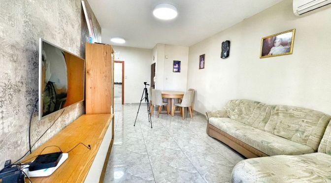 3 חדרים, משופצת, קומה 2 בחסדאי, גרין, חולון.