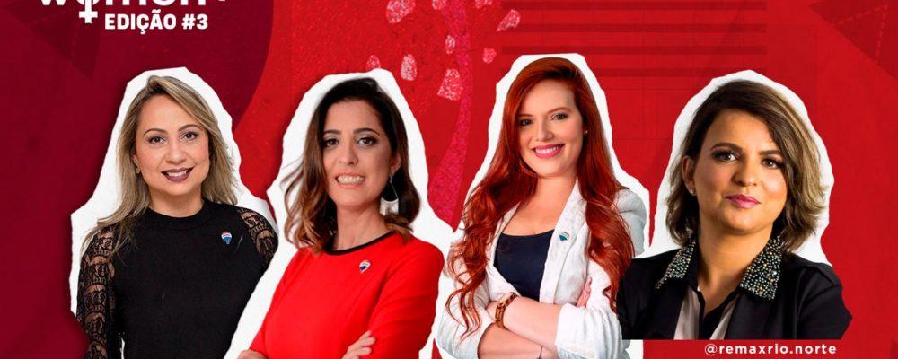 empreendedorismo feminino mulheres segunda edição REMAX rio de janeiro zona norte-Women Global Powerful machismo, relacionamento abusivo e os desafios do mercado