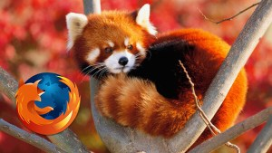 Panda-Vermelho-Mozilla