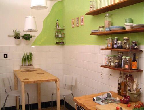 Чем отделать стены на кухне: выбираем декоративный ...