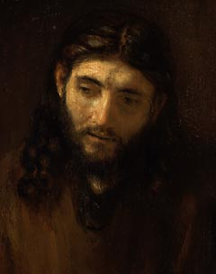 <i>Head of Christ</i>