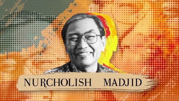 Nurcholish-Madjid