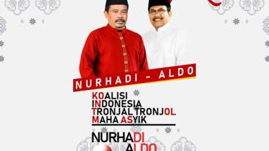 Photo of Nurhadi-Aldo Koalisi Trojal Trojol Maha Asyik Dan Upaya Pendinginan Suasana Politik