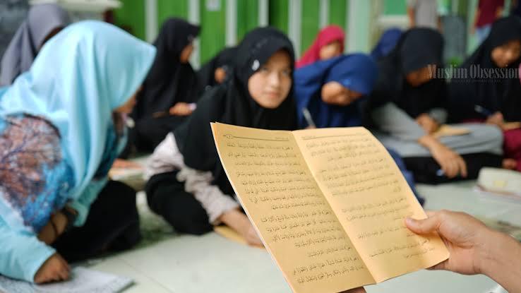 Photo of Filsafat Dhomir Fa'il dalam Fi'il Madhi dan Mudhori'