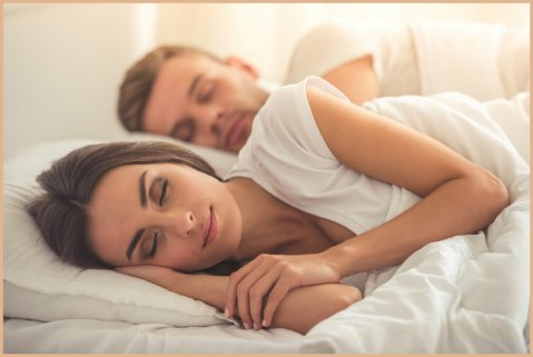 The 10 best sleeping positions couples need and what they mean